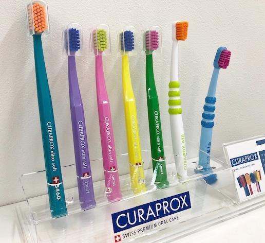 川本歯科医院 物品販売の歯ブラシ